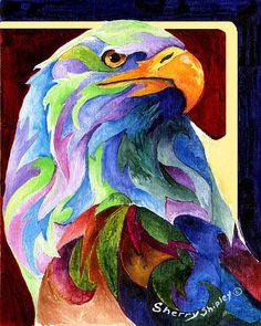 Watercolor Project Idea