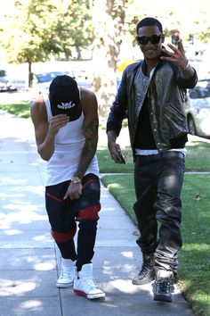 Justin covering his cap