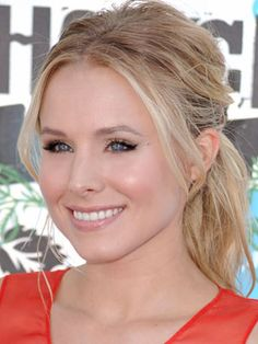 KRISTEN BELL MAKEUP - Google Search