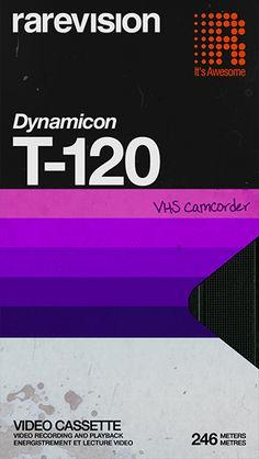 Artwork iphone app VHS Camcorder