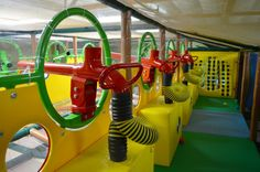 Tour | The Monkey King Play House Childrens Gym, Childrens Playhouse, Kids Indoor Playground, Playground Design, Kids Play Equipment, Indoor Play Areas, Soft Play, Cool Rooms, Play Houses