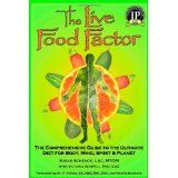 The Live Food Factor: The Comprehensive Guide to the Ultimate Diet for Body, Mind, Spirit & Planet (Paperback)By Susan Schenck Used Books Online, Raw Food Diet, Best Selling Books, Raw Vegan, Healthy Cooking, Healthy Food, So Little Time, Raw Food Recipes, Health And Nutrition