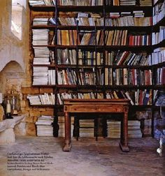 I need a book shelf this big in my house.
