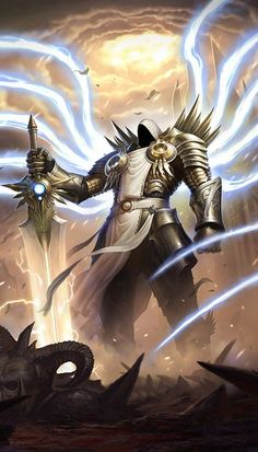 #HOS : TYRAEL (ARCHANGEL OF JUSTICE)