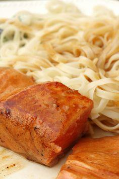 Marinade pour saumon