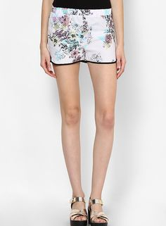 Buy Lola Skye Geo Floral Print Shorts for Women Online India, Best Prices, Reviews | DO102WA25IDYINDFAS