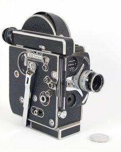 Bolex Paillard H16 Reflex 16mm Camera