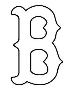 red sox logo More Baseball Theme Birthday, Birthday Banners, Red Sox Cake, Sport Craft, Printable Designs, Printables, Vinyl Crafts, Boston Red Sox, Boy Shower