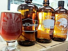 ARIZONA: RateBeer named Gilbert's Arizona Wilderness Brewing Co. the top new brewery in the world this year. The American Presidential Stout, at 11% ABV and made with smoked jalapeños, is the company's best brew.
