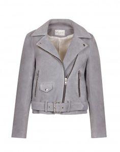 soft biker jacket