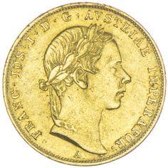Dukat 1853 A Kaiserreich Franz Joseph I. 1848 - 1916