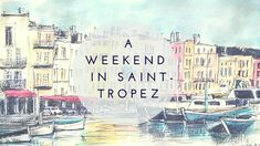 What comes to your mind first when you hear about Saint Tropez? Right! It was the same for me: celebrities and luxury, glamour and yachts, exclusive clubs etc. This place has it all