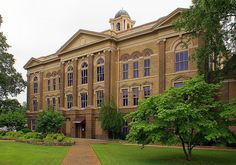 Garland County, Arkansas Courthouse by BOB WESTON, via Flickr