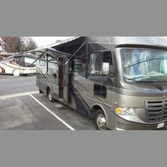 2012, Thor A.C.E. w/Tow Vehicle  Original Owner. INTERIOR FEATURES: Carpet, Full Kitchen, Top/Bottom Fridge, Microwave, Shower, Skylight - See more at: http://www.rvregistry.com/used-rv/1004202.htm#sthash.iV6mLBtI.dpuf
