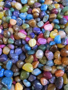 Pebbles Colorful Polished Stones Rocks Free Photo From Rock And Pebbles, Rocks And Gems, Minerals And Gemstones, Rocks And Minerals, Home Decoration Images, Beautiful Scenery Pictures, Crystal Aesthetic, Sea Glass Colors, Stone Wallpaper