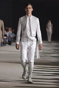 Alexander McQueen | Spring 2005 Menswear Collection | Style.com