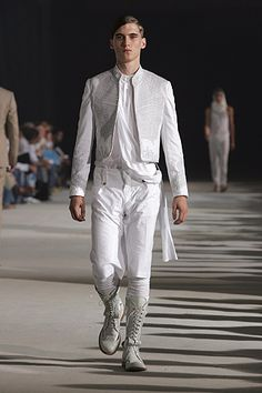 Alexander McQueen Spring 2005 Menswear - Collection - Gallery - Style.com