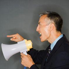 Megáfonos en la expresión oral / la responsabilidad es tuya