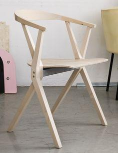 b-chair ++ konstantin grcic . BD barcelona