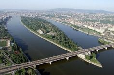 Margitsziget/ Margaret Island in Budapest Capital Of Hungary, Heart Of Europe, Central Europe, Adventure Travel, Places To Go, River, Explore, Vacation, Landscape