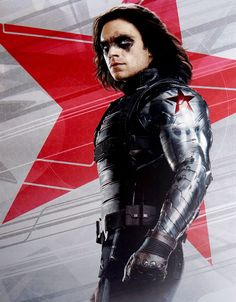 Bucky Barnes The Winter Soldier