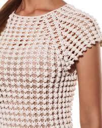 Fabulous Crochet a Little Black Crochet Dress Ideas. Georgeous Crochet a Little Black Crochet Dress Ideas. Pull Crochet, Mode Crochet, Crochet Ripple, Filet Crochet, Crochet Lace, Crochet Tops, Crochet Stitch, Crochet Bodycon Dresses, Black Crochet Dress