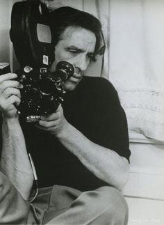 """""""Amo a cualquier persona que pueda hacer una película"""" - John Cassavetes"""