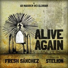 Nuevo EP #AliveAgain ya disponible!!
