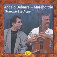 DEEZER - New favorite album: Angelo Debarre - Romano Baschepen