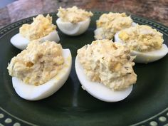 Deviled Eggs With Crab Meat (CQ - Wales) Recipe - Josias Rickerd Welsh Recipes, My Recipes, Holiday Recipes, Cooking Recipes, Bariatric Recipes, Bariatric Food, Lobster Roll Recipes, Bacon In The Oven, How To Cook Lobster