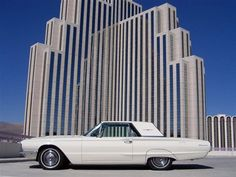 1966 Ford Thunderbird Coupe for sale #1726966 | Hemmings Motor News