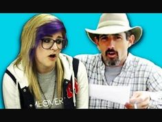 Teens React to Facebook Parenting: For the Troubled Teen..i love this youtube channel =)