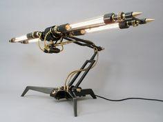 Beautiful Light Sculptures by Frank Buchwald http://designwrld.com/12-unique-sculptural-lamp-designs-by-frank-buchwald/