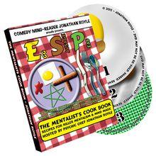 E.S.P. (Eggs, Sausage & Peas) 3 Disc Set by Jonathan Royle - DVD