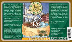 mybeerbuzz.com - Bringing Good Beers & Good People Together...: Jack's Abby - Mass Rising Double IPL