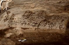 Pinturas rupestres mayas
