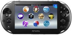 Sony PlayStation Vita Slim Launch Edition Black Handheld System (Wi-Fi + - AT&T) for sale online Play Stations, Nintendo 3ds, Nintendo Consoles, Games Consoles, Playstation Vita Slim, Playstation Games, Playstation Consoles, Wi Fi, Ps Store