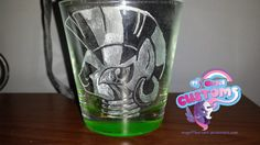 Zecora engraved glass by angel99percent.deviantart.com on @DeviantArt