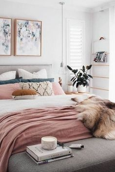 Bedroom inspiration.