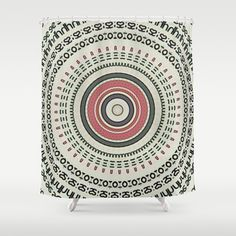"""""""TextMe"""" Shower Curtain (Cortina de Ducha) / 71"""" by 74"""" 