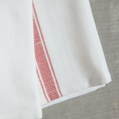 Beer Bread Mix, Unique Gifts, Best Gifts, Classic Beauty, Clean Design, Dish Towels, Red Stripes, Herringbone, Stocking Stuffers