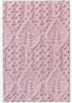 Knitting Stitch Patterns   Rahymah Handworks