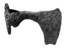 Original Gnezdovo 10 th C Type IV axe
