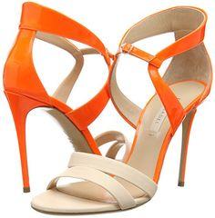 Casadei 1LD61D, Damen Sandalen, Orange (APRICOT SORBET), 36 EU: Amazon.de: Schuhe & Handtaschen