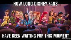 Disney princess # Disney meme