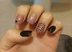 lovely new nails for outumn