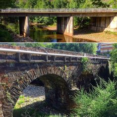 Los #puentes de Riomalo de Abajo. #LasHurdes #lascarreterasdeExtremadura