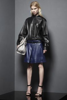 Resort 2013: Leather: Proenza Schouler