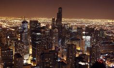 It's almost Chicago's birthday!! A ripe, young age of 175. Lookin' good, Chi-town...lookin' GOOD.