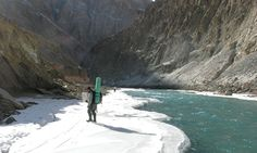 #Zanskar River Trek. Adventure Holiday, Adventure Tours, Trekking, Safari, Exotic, Waterfall, Wildlife, River, Spaces
